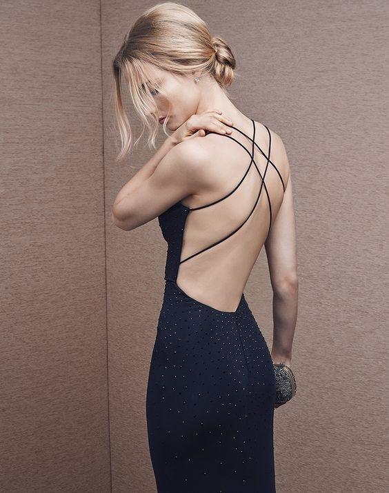 sujetador sin espalda outift