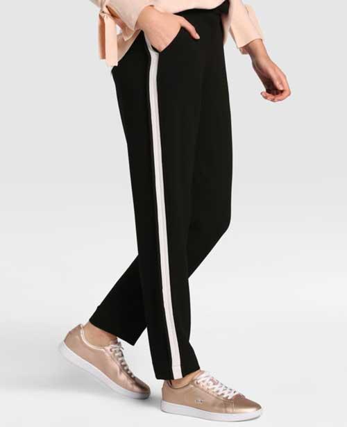 Pantalones franja Corte Inglés