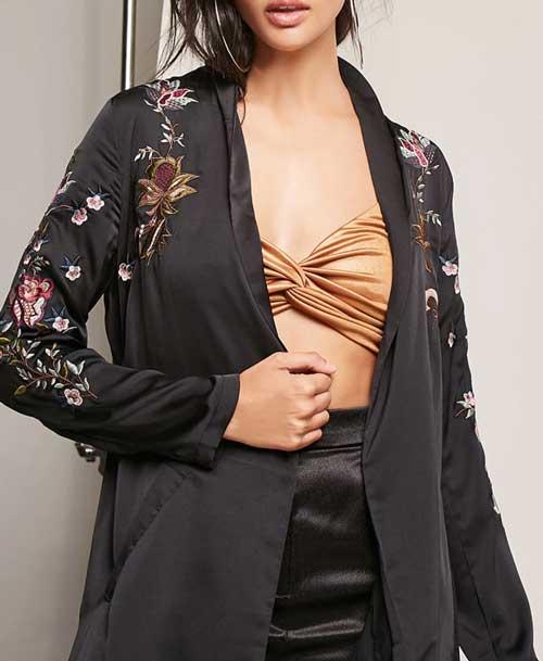 Forever 21 España kimonos