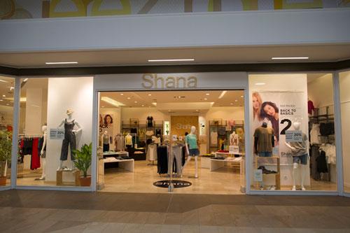 Marcas de ropa low cost Shana