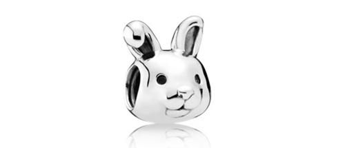 Abalorios Pandora conejo
