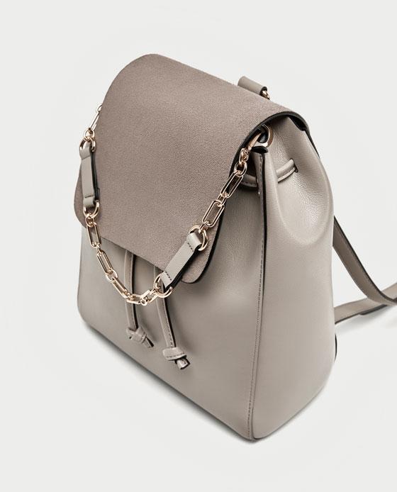 Bolsos Zara nueva temporada de moda
