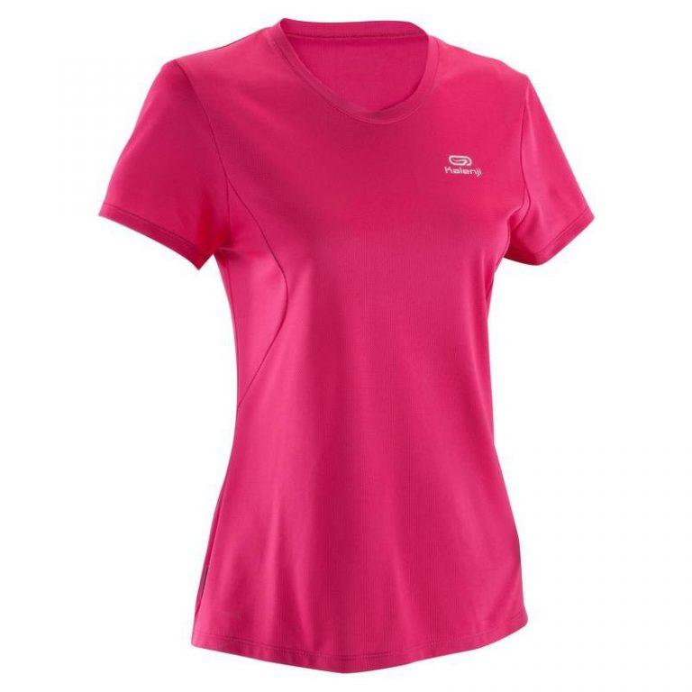Camiseta de mujer running