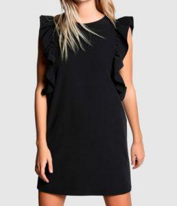 Vestidos volantes Easy Wear 2017