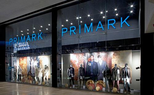 Marcas de ropa low cost Primark