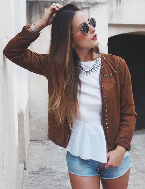 Moda ibicenca chaqueta