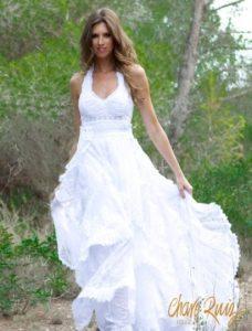 Moda ibicenca novia Charo Ruiz