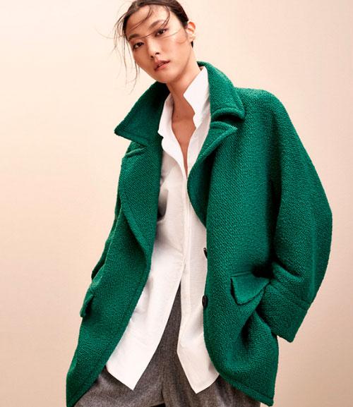 moda otoño invierno abrigos
