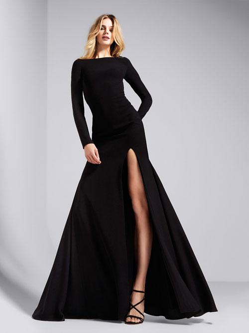 Pronovias 2017 vestidos negros