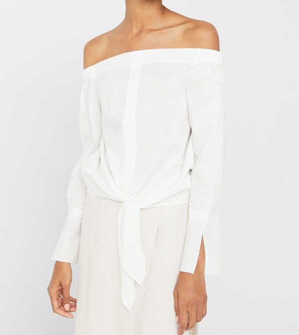 Rebajas 2017 camisa blanca