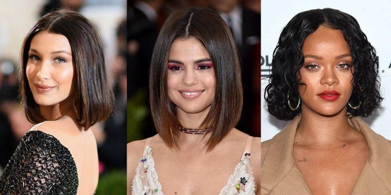 Tendencias de cabello 2017 media melena