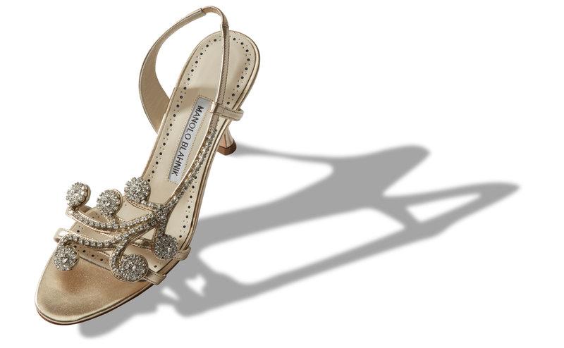 Zapatos Manolos de boda
