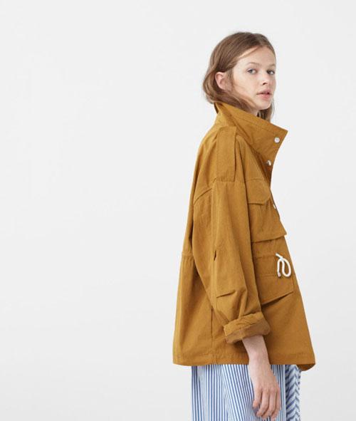 Outlet Mango chaquetas