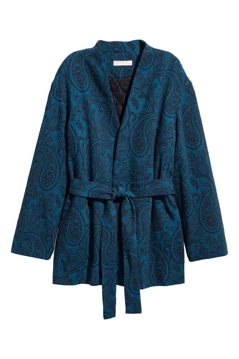 kimono para mujer corto