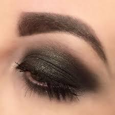 Ojos ahumados proceso