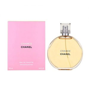 Perfumes de moda Chance Chanel