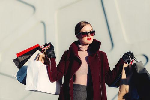 cómo ser una personal shopper