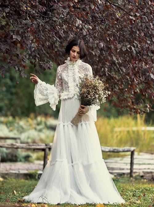 Vestidos de novia boho bonitos