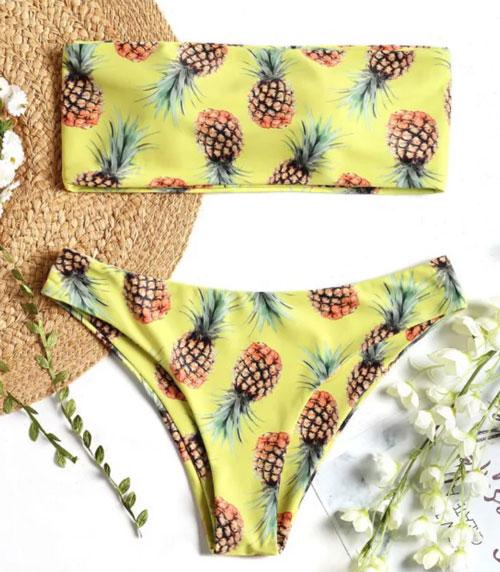 Bikinis de nueva temporada baratos