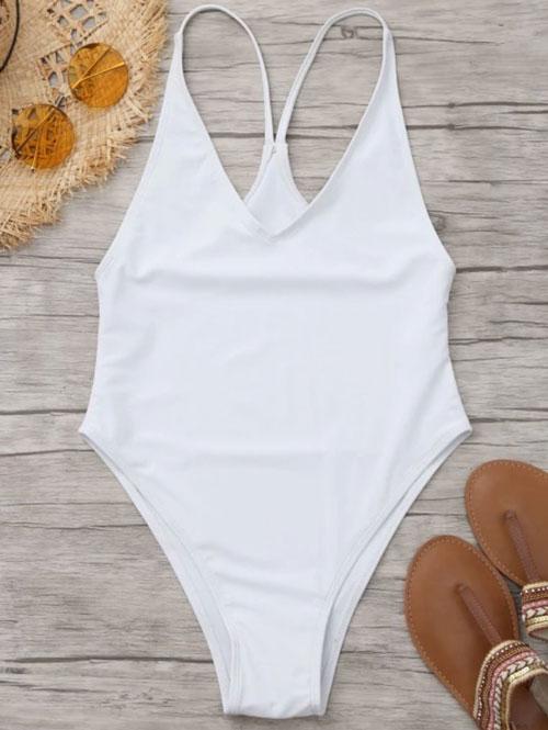 Bikinis de nueva temporada blanco