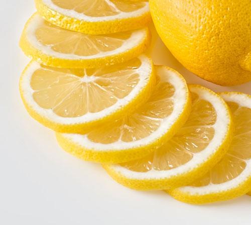 Exfoliantes caseros con limón