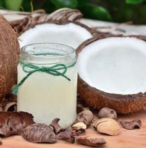 Exfoliantes caseros con aceite de coco