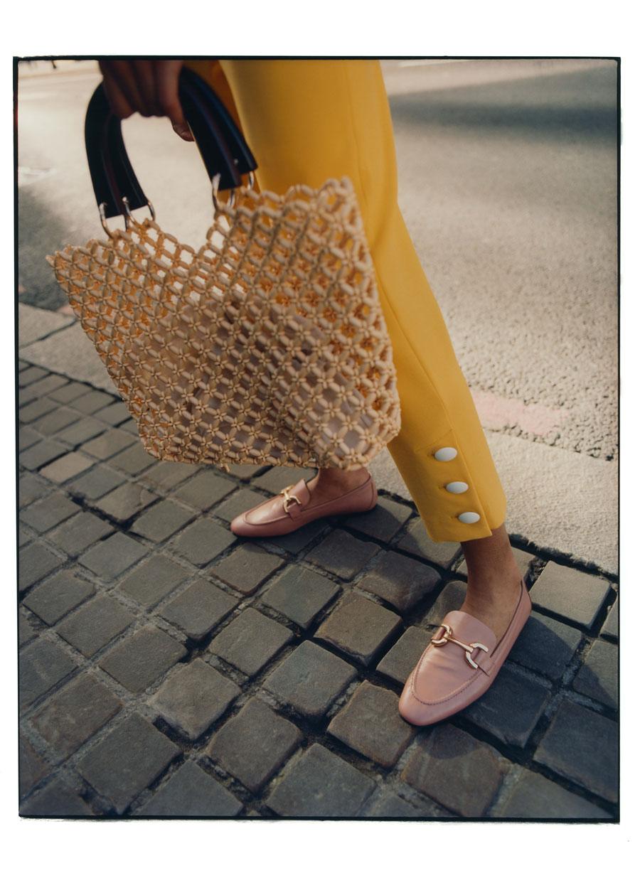 Zapatos de primavera verano 2018