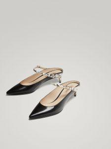 zapatos negros primavera 2018