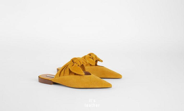 Zapatos de verano Zara