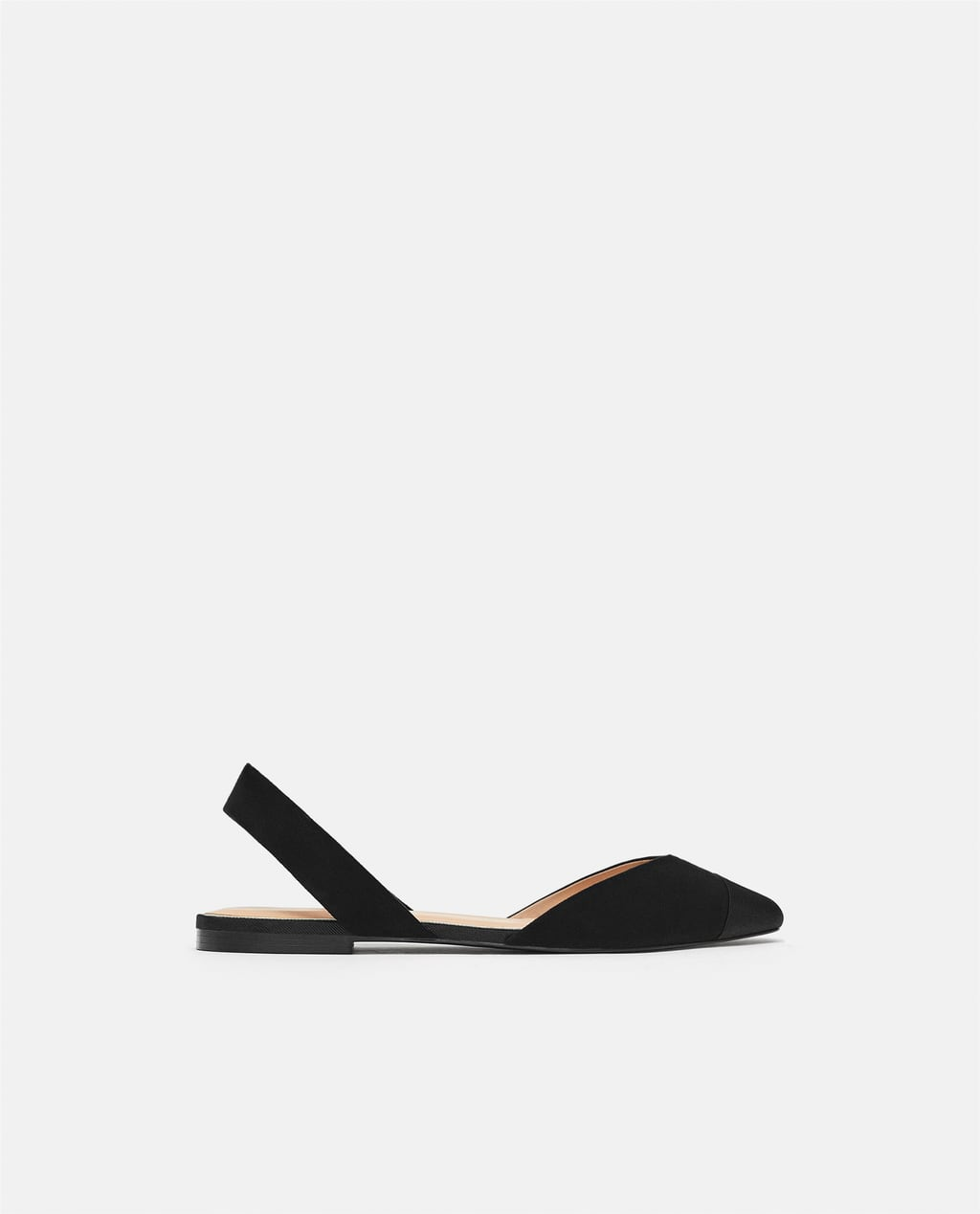 Zapatos negros de verano