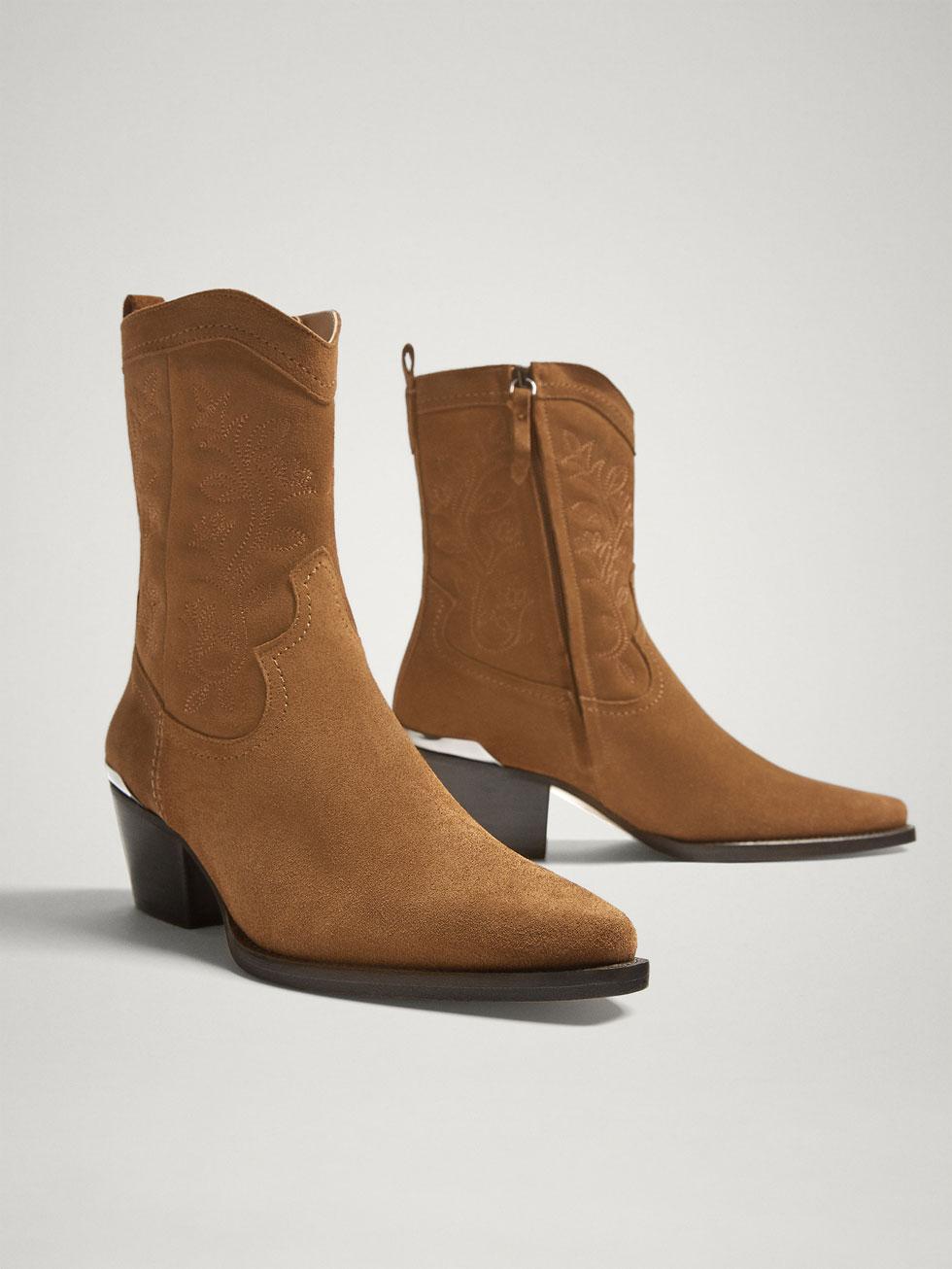 Calzado, botas y zapatos